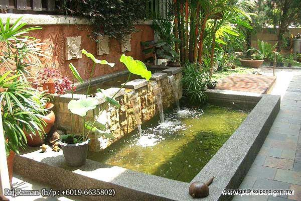 Fish pond design fountain design trading page 4 for Fish pond layout